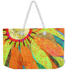 Crown Of Petals Weekender Tote Bag