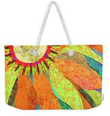 Crown Of Petals Weekender Tote Bag