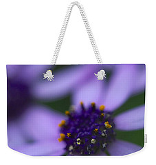 Crowned With Purple Weekender Tote Bag