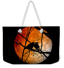 Crows Moon Weekender Tote Bag
