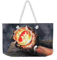 Crucifixion Of Reason Weekender Tote Bag