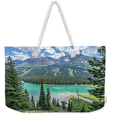 Cruise Control Weekender Tote Bag by Alpha Wanderlust
