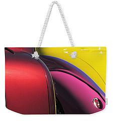 Cruise In Colors Weekender Tote Bag
