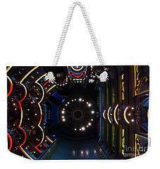 Cruise Ship Abstract Centrum Weekender Tote Bag
