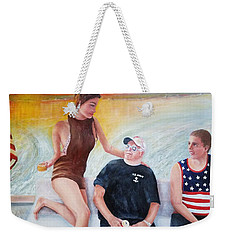 Cruising The 4th Of July Weekender Tote Bag