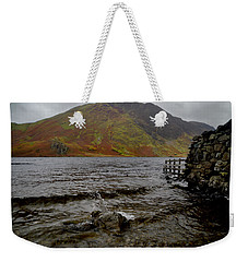 Crummock Splash Weekender Tote Bag