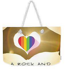 Crush  Weekender Tote Bag