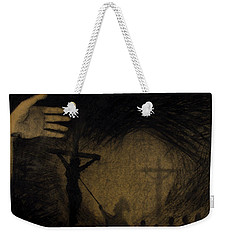 Crux Of The Matter Final  Weekender Tote Bag