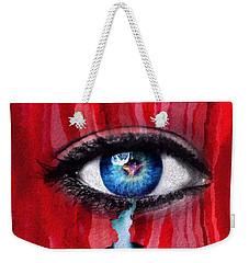 Cry Me A River Weekender Tote Bag