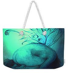 Crying Fairy Weekender Tote Bag