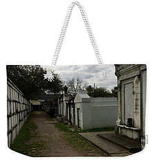 Crypts Weekender Tote Bag by Kim Nelson