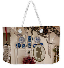Crystal And Glass Weekender Tote Bag