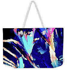 Crystal C Abstract Weekender Tote Bag