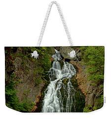 Crystal Cascade 2 Weekender Tote Bag