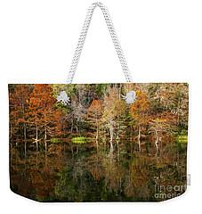 Crystal Clear Weekender Tote Bag by Iris Greenwell