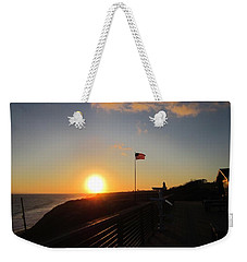 Crystal Cove 4th Of July Weekender Tote Bag by Dan Twyman