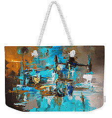 Crystal Cure Weekender Tote Bag