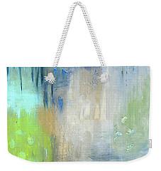 Crystal Deep  Weekender Tote Bag by Michal Mitak Mahgerefteh