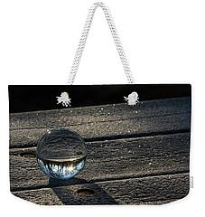 Crystal Frost Weekender Tote Bag