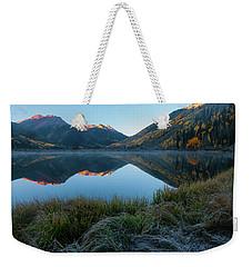 Crystal Lake - 0577 Weekender Tote Bag