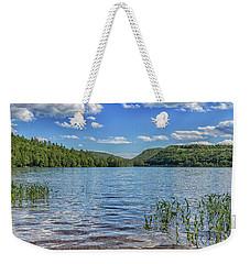 Crystal Lake In Eaton New Hampshire Weekender Tote Bag
