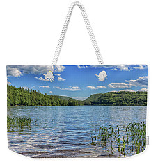 Crystal Lake In Eaton New Hampshire Weekender Tote Bag