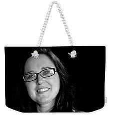 Crystal Mcfarland Delcashilo Weekender Tote Bag