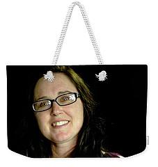 Crystal Mcfarland Delicashilo 2 Weekender Tote Bag