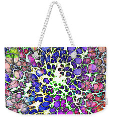 Crystal Musings 1 Weekender Tote Bag