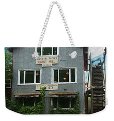 Crystal River Grist Mill Weekender Tote Bag