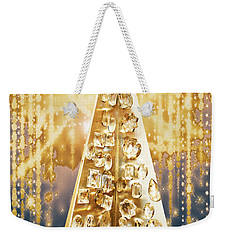 Crystal Tree Weekender Tote Bag