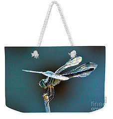 Crystal Wings Weekender Tote Bag