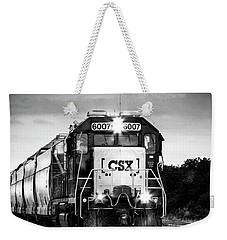Csx 6007 Weekender Tote Bag by Marvin Spates