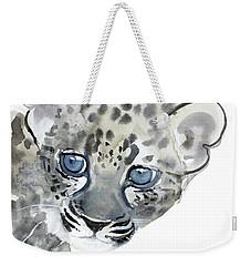 Cub Weekender Tote Bag by Mark Adlington