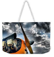 Cub Prop Weekender Tote Bag
