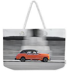 Cuba #2 Weekender Tote Bag