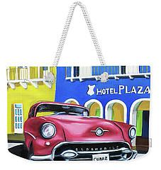 Cuba 2 Weekender Tote Bag
