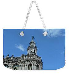 Cuba Architect And Skies Weekender Tote Bag