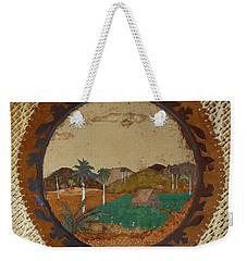 Cuba Farm Wall Art Weekender Tote Bag