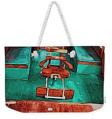 Cuba Hemingway Pilar Weekender Tote Bag