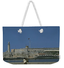 Cuba In The Time Of Castro Weekender Tote Bag