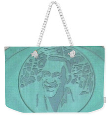 Cuba Plaque 1999 Weekender Tote Bag