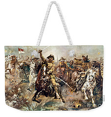 Cuba: Rough Riders, 1898 Weekender Tote Bag