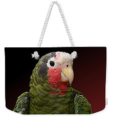 Cuban Amazon Parrot Weekender Tote Bag