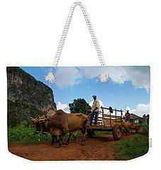 Cuban Worker II Weekender Tote Bag