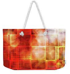 Cubist Weekender Tote Bag