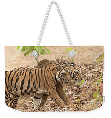 Cubs On The March Weekender Tote Bag