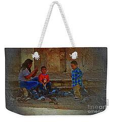 Cuenca Kids 875 Weekender Tote Bag by Al Bourassa