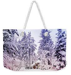 Cul-de-sac Weekender Tote Bag by Anna Porter