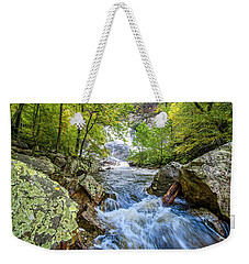 Cullasaja Falls Weekender Tote Bag